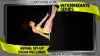 Aerial Sit-Up From Recliner